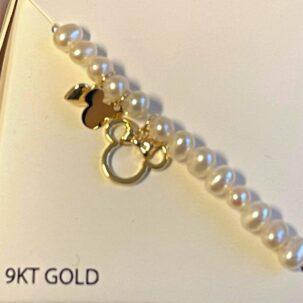 mickey and minnie bracelet 1150