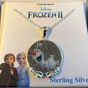 olaf silver necklace 695